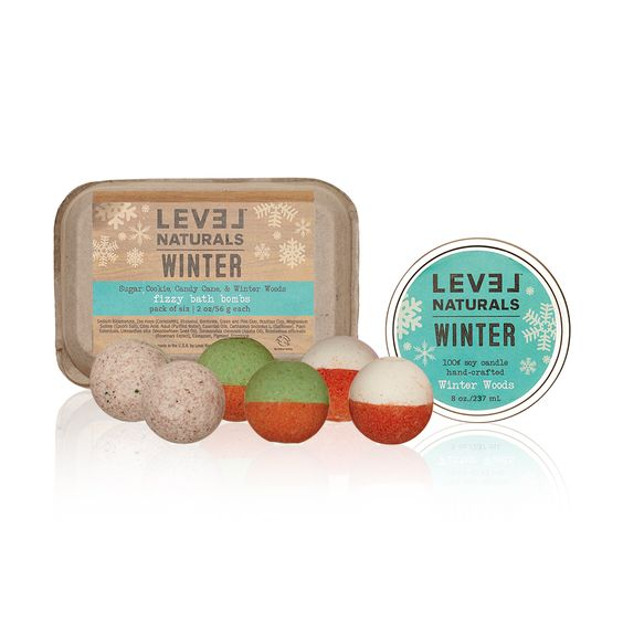 Winter Awesome Set - Level Naturals