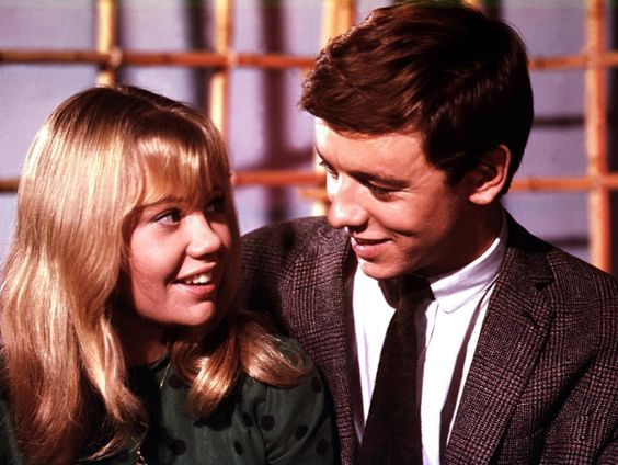 The Moon-Spinners - Hayley Mills & Peter McEnery - 1964: