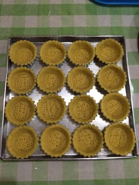 Resep Pie Vla Buah By Opi Bun Resep Pai Egg Tart Ide Makanan