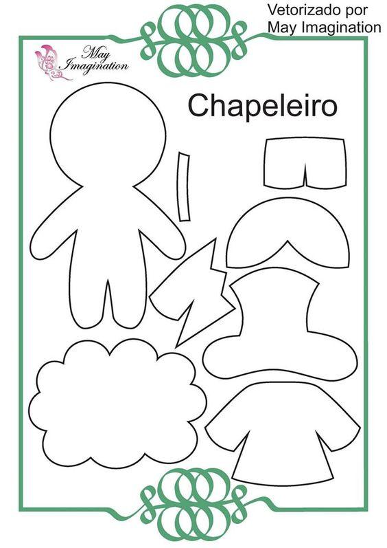 Molde chapeleiro