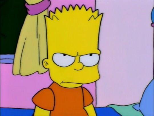 Relatable Pictures Of Bart Simpson Bart Simpson Simpsons Meme