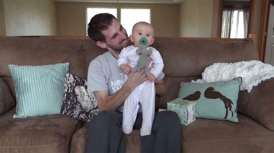 Antes de morir de cáncer este padre dejo este conmovedor mensaje a su hija #viral