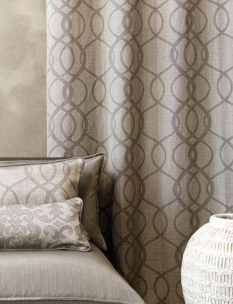 Garland fabric from Sanderson - Marzipan - DBLDGA303