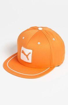 ShopStyle.com: PUMA 'Golf Cat Patch 110' Baseball Cap $28.00