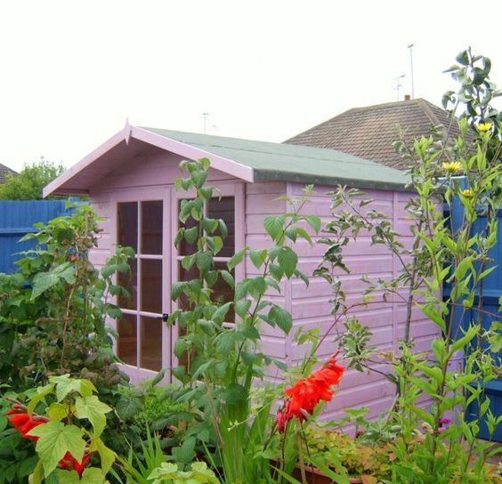 Gartenhaus schwedenstil  klassisches gartenhaus im schwedenstil | Gartengestaltung – Garten ...