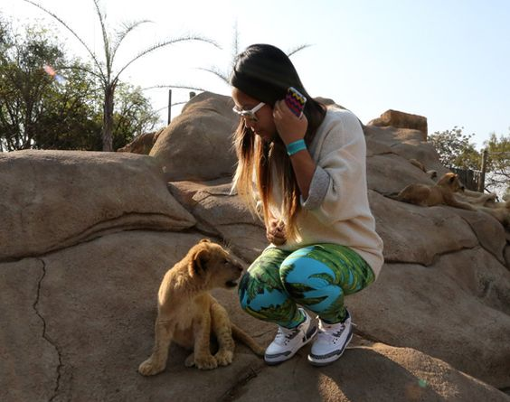 Johannesburg, South Africa Day 2. Full post here: http://www.nitrolicious.com/blog/2012/10/01/south-africa-day-2-lion-park/