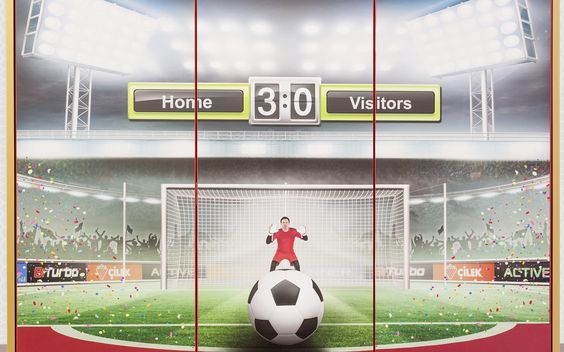 #football #futbol #futbolcu #dekorasyon #decoration #cocukodasi #oda #room #conceptroom #şampiyon #dolap