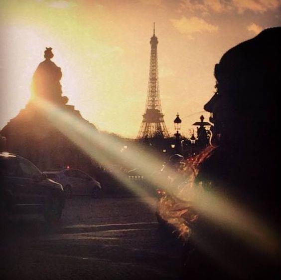 Miss you PARIS!