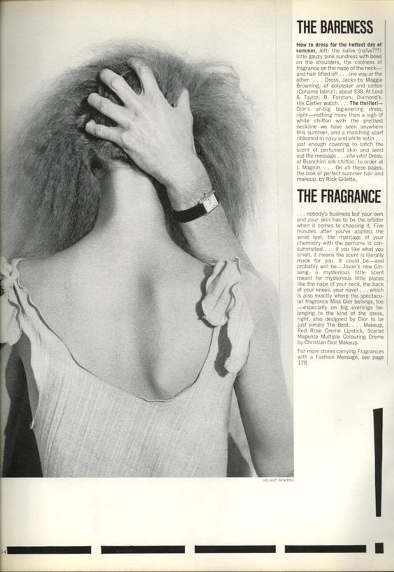 US Vogue May 1975 The Story of Ohhh... Models Lisa Taylor & Unknowns