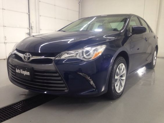 Used 2015 Toyota Camry for Sale in Blaine, MN – TrueCar