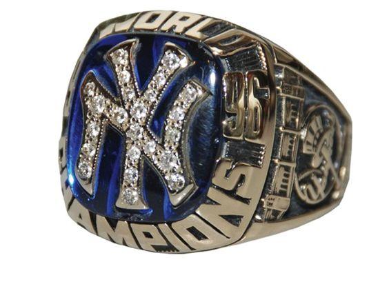 1996 Yankees Bling!