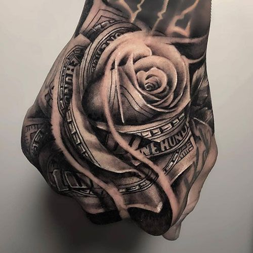 Unique Hand Tattoo Ideas For Guys Best Hand Tattoos For