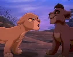 El Rey Leon 2- El Reino de Simba