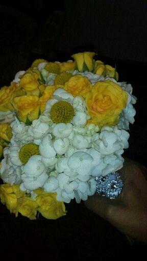 My BM's bouquet