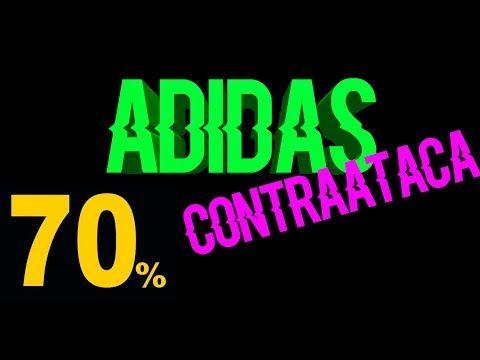 blanco como la nieve componente ancla  ADIDAS RESPONDE A NIKE CON 70% DESCUENTO -ADIDAS OUTLET- SHOPPING ARGENTINA  | Adidas, Nike, Remember