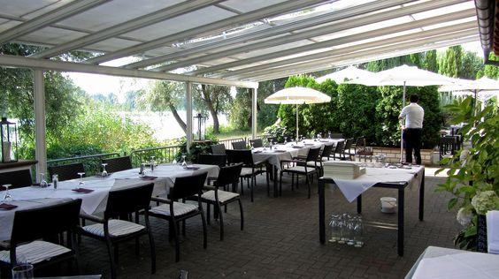 Day 1. Hotel Restaurant.