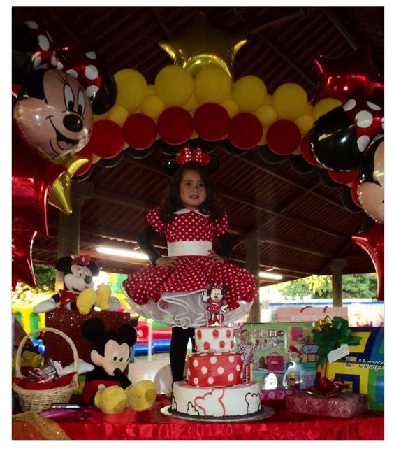 Decoracion Minnie Roja ~ explore minnie roja minnie party and more fiestas