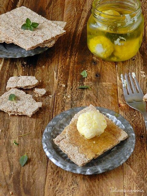 Labné, queso cremoso casero sin lactosa