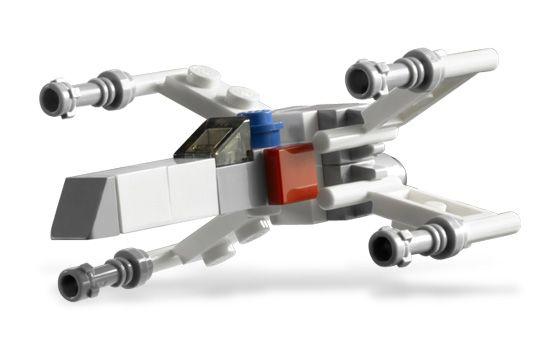 Lego Star Wars:Mini X-Wing Fighter