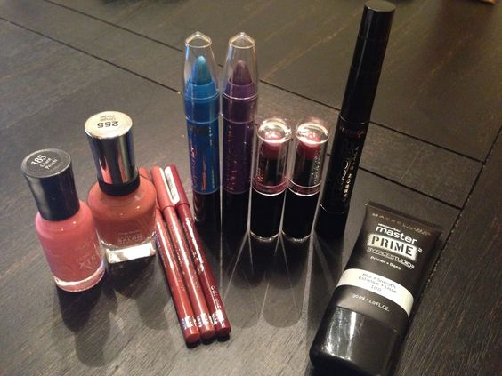 College? College: Drugstore Makeup Haul