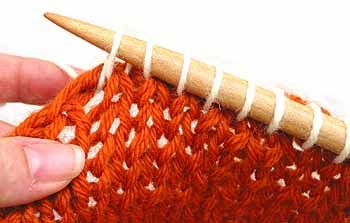 Picking up #knitting #stitches - Good #tutorial describes several ways to do this.
