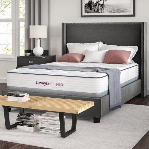Sleep 10 5 Plush Hybrid Mattress Mattress King Size Mattress
