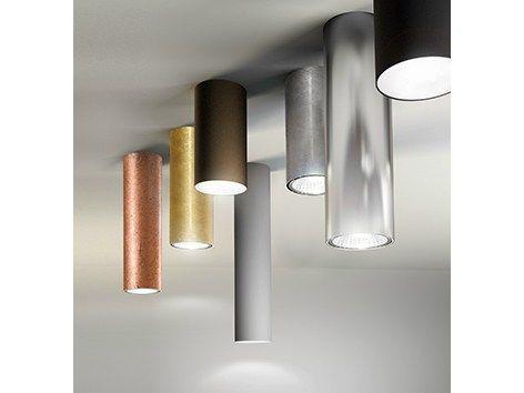 LED Deckenleuchte aus Aluminium ONE | Deckenleuchte - PANZERI