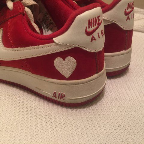 """softgirl: """"Nike Air Force 1 Low WMNS Valentines Day Special Edition """""""