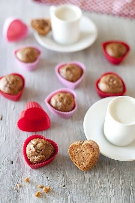 #Valentine's Day Heart Cookies