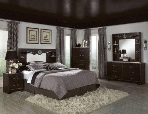 10 Braunes schlafzimmer