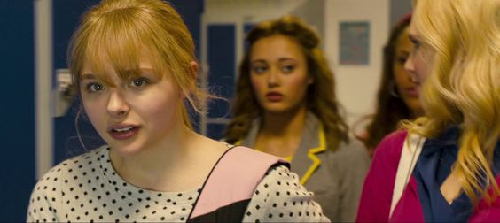 "Chloë Grace Moretz and Ella Purnell in ""Kick-Ass 2 ..."