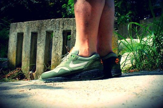 Michael Mallard Nike Air Max 1 540x359