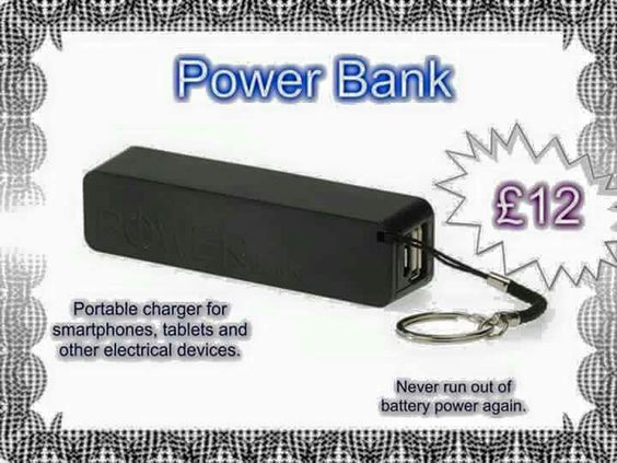 #busy #portablebattery #electronics #bargain #phonecharger #portablephonecharger Perfect item for everyone on the go! Message me for orders or follow the link for more great items! https://www.facebook.com/groups/BeckysBargainLovers/