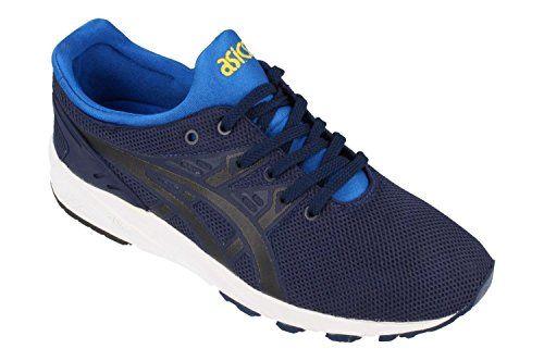 asics GEL-KAYANO TRAINER EVO navy/schwarz - http://uhr.haus/asics/43-5-eu-asics-gel-kayano-trainer-evo-sneaker-4-5-us-37