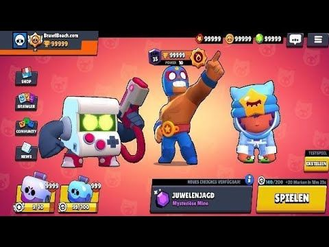 Brawl Stars Private Server Download Latest Version For Both Android And Ios Devices With Unlimited Gems Download Now Private Server Brawl New Skin