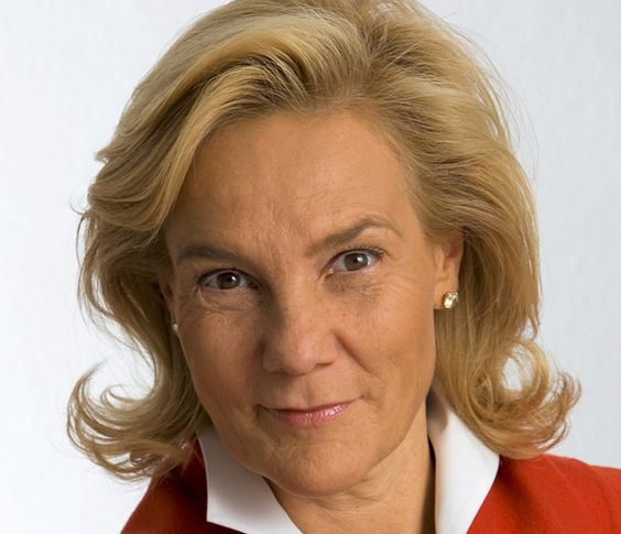 Susanne Porsche macht Frauen Mut den eigenen Weg zu gehen