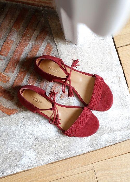 🥠 3 chaussures plates, choisis tes préférées ! 1