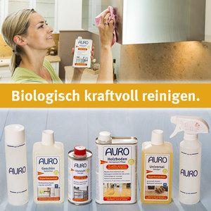 AURO Pflege- und Reinigungssortiment