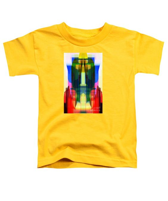 Toddler T-Shirt - Abstract 9739