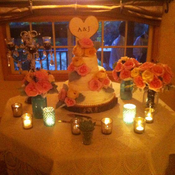 Jamee & Alan's wedding
