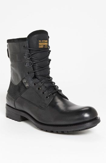 G-Star Raw 'Patton III Marker' Boot available at #Nordstrom