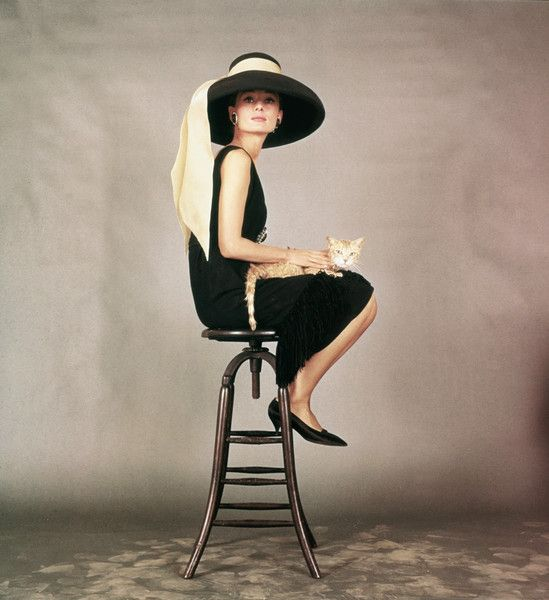 Audrey Hepburn ●● fuzz sez:  Hands down, the most lovely lady ever (imho). ●●