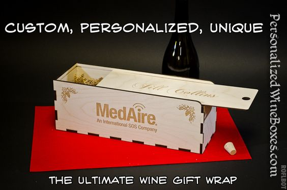 Great client appreciation gift appreciation wine gift for High end client gifts