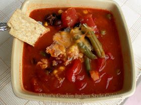 What's Cookin' Italian Style Cuisine: Southwest Mexican Chili