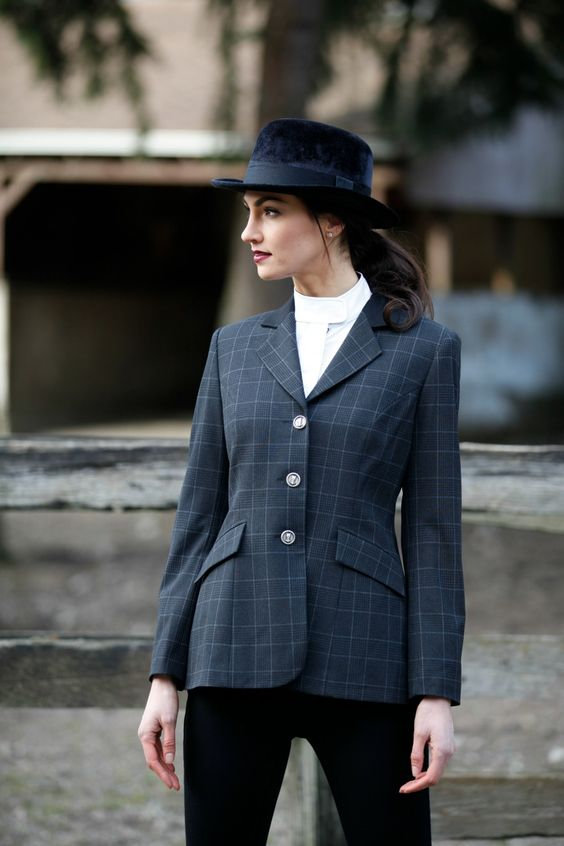 O'Shaughnessey's Penelope Jacket! Coming soon to OS Apparel.