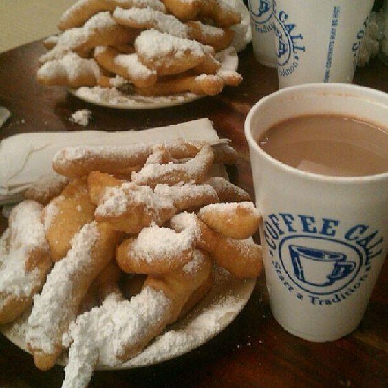 Coffee Call, Baton Rouge, Louisiana
