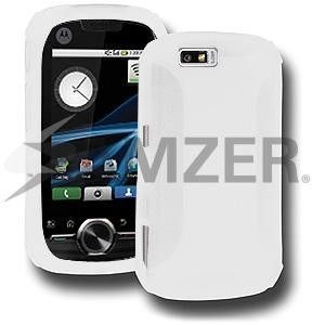 Amzer Silicone Skin Jelly Case - Lilly White