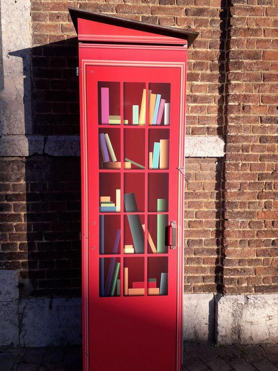 Boîte à livres Verviers 5