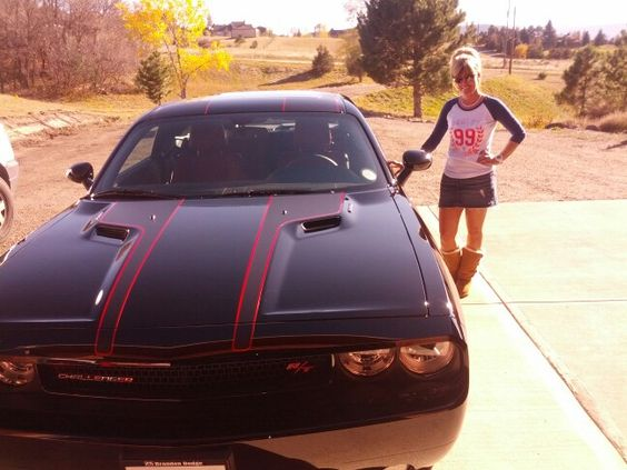 My New Dodge Challenger!