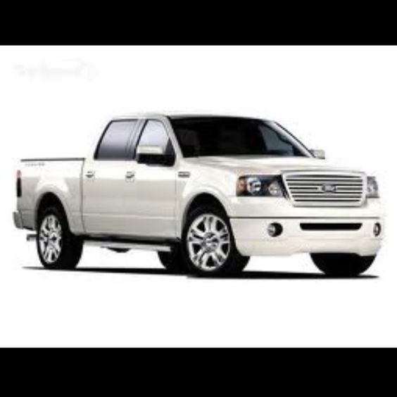 Ford F-150 when we decided to get a truck!